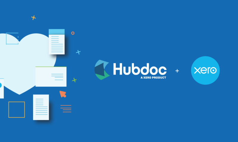 Hubdoc Added to Xero Plans